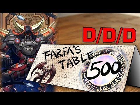 "Table 500 #81 D/D/D - ""Stormforth Erebus me again Margaret and I'll break your hip"""
