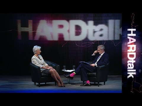 International Monetary Fund Q&A - BBC HARDtalk