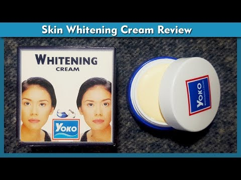 Yoko Whitening Cream Review, Benefits, Side Effects | Foundation Cream For Face Whitening Pimples