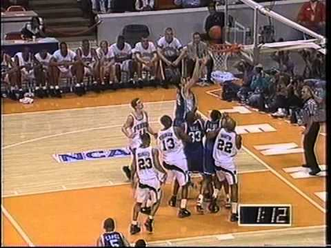 03/26/1994 NCAA SE Regional Final:  #2 Duke Blue Devils vs.  #1 Purdue Boilermakers