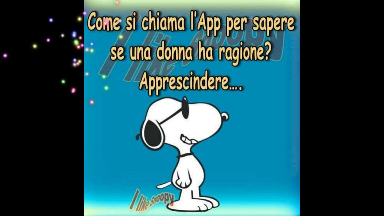 Buongiorno vignette divertenti youtube for Vignette buongiorno divertenti