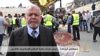 تدشين أطول مئذنة في القدس