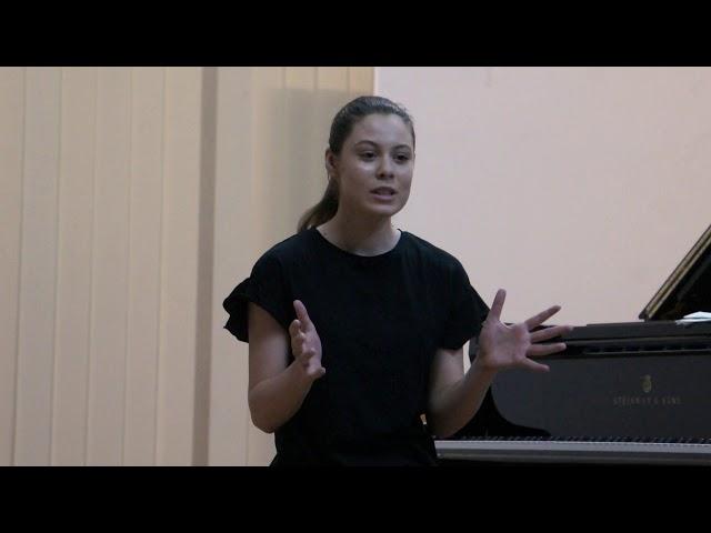 Andreea Lazar - Diomira, monolog din Scurtcircuit (Aldo Nicolaj)