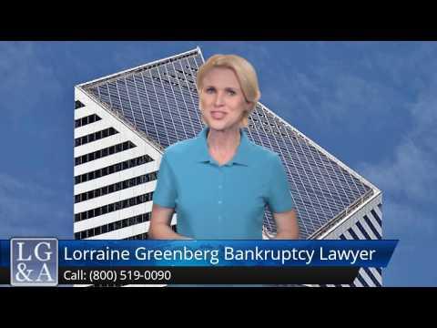 Chicago Bankruptcy Lawyer Lorraine M. Greenberg Attorney