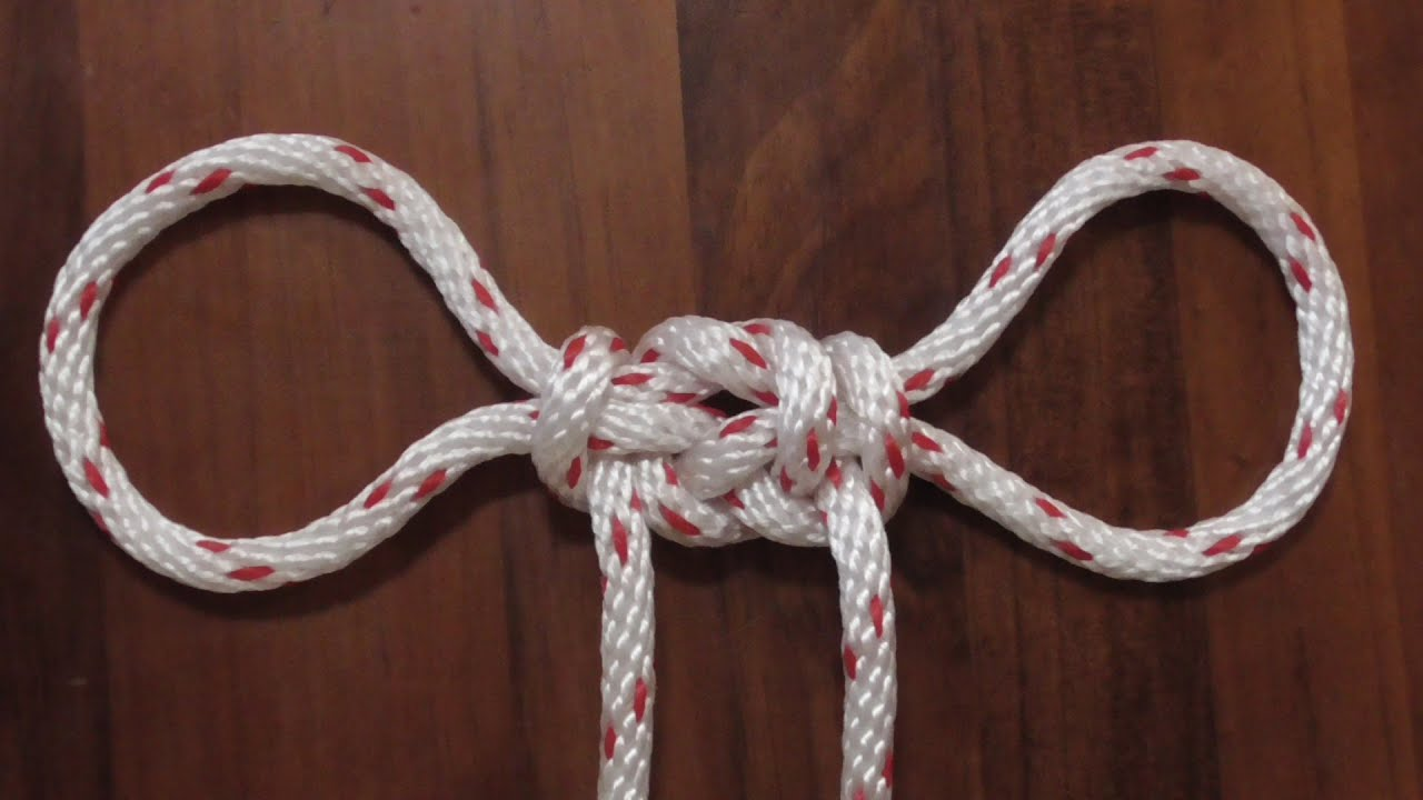 How to tie a handcuff knot rope handcuffs youtube ccuart Image collections