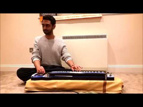 Bollywood tunes on indian banjo