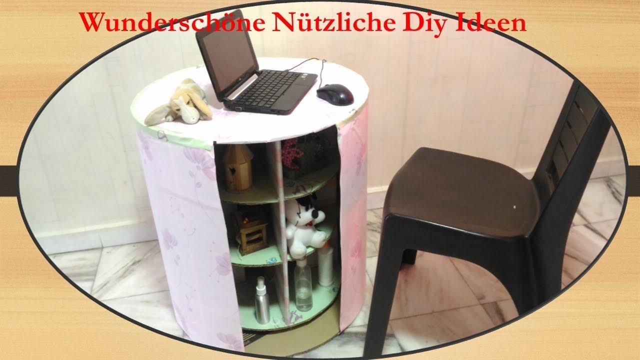 wunderschöne nützliche diy ideen - aufbewahrung upcycling -möbel