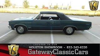 1964 Pontiac GTO Gateway Classic Cars Houston 513