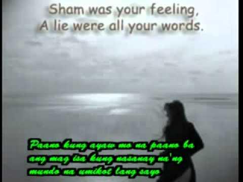 Paano by Jovit Baldivino with lyrics