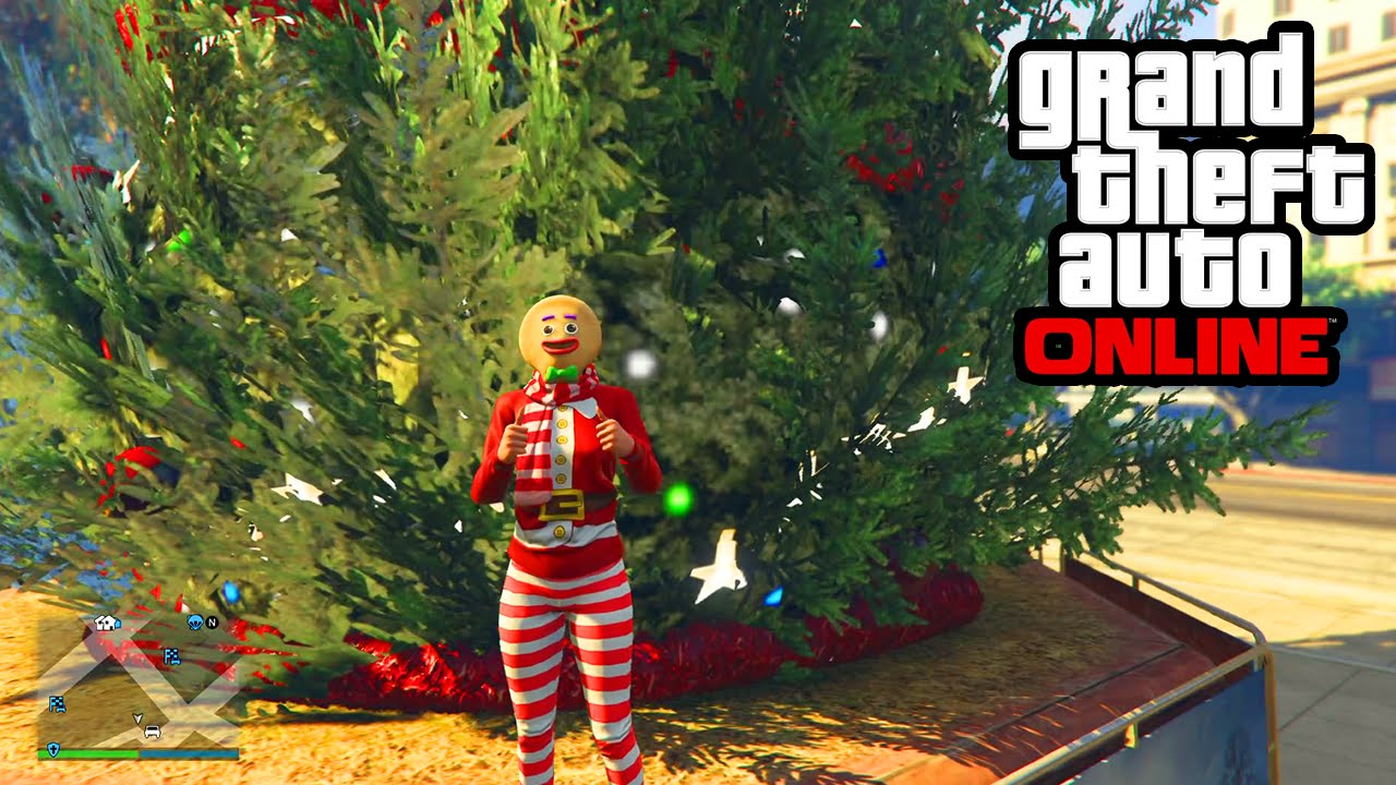 Gta V Christmas Dlc 2019.Gta 5 Festive Update Players Not Able To Download Christmas Dlc Gta 5 Xbox 360 Ps3 Update
