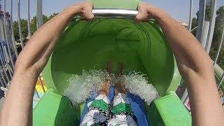 Water Park GoPro