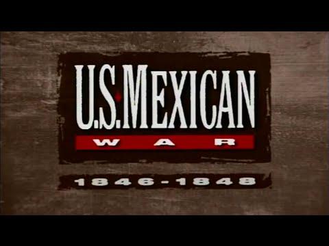 La Guerra Estados Unidos y Mexico 1846-1848 Cap 2/2 Videos De Viajes
