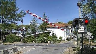 Spoorwegovergang Molin Nuovo (I) // Railroad crossing // Passaggio a livello