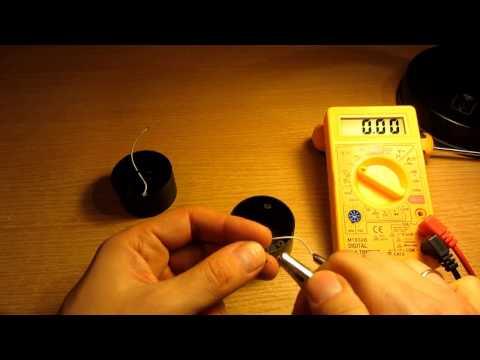 Разбираем садовый светильник и делаем преобразователь на 5 вольт (схема)