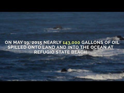 Sen. Jackson - Refugio Oil Spill Anniversary