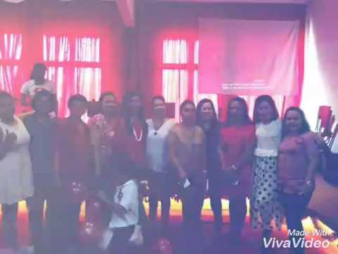 Our christmas party 2016 at johor bahru masai malaysia😄
