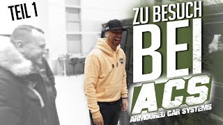 JP Performance - Zu Besuch bei | Armoured Car Systems | Teil 1