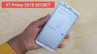 Huawei Y7 Prime 2018 SECRET | Huawei Y7 Prime 2018 Tips Tricks & best Features