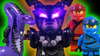 LEGO NINJAGO LEGACY PART 3 - TRAILER 2 - MARCH OF THE ONI