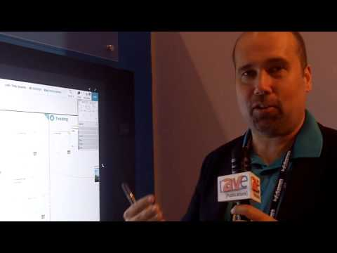 InfoComm 2015: Stormboard Details and Demos Real-Time Online Brainstorming Tool