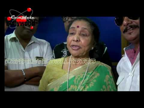 Asha Bhosle Records 1st Song In 2017 For Producer Sibubhai Soni After A Long Span