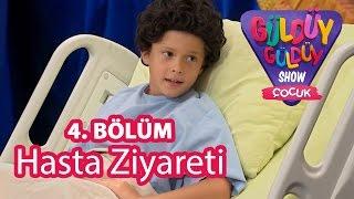 Güldüy Güldüy Show Çocuk 4. Bölüm, Hasta Ziyareti Skeci