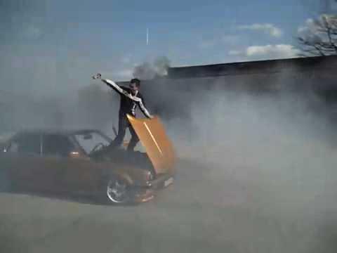 โชว์รถ BMW e30 ดริฟโดนัส หวาดเสียว