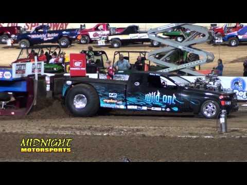 Midnight Motorsports 2014: Lucas Oil Speedway Recap of Midnight Revenger and Wild One