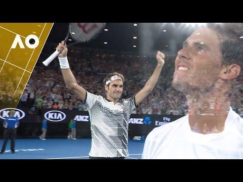 Still in it: Federer & Nadal | Australian Open 2017