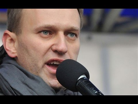 Interview of prominent, political and public figure of Russia Alexey Navalny for BBC