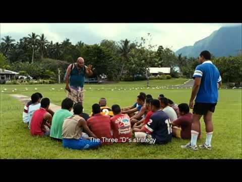 """O Le Tulafale """"The Orator"""" (Rugby Training) *FUNNY SCENE*"""