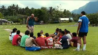 "O Le Tulafale ""The Orator"" (Rugby Training) *FUNNY SCENE*"