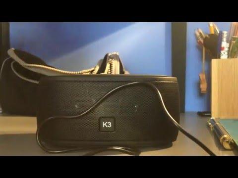 K3 speaker review