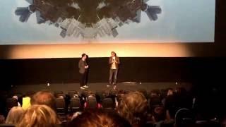 #OlivierAssayas introducing his film #PersonalShopper featuring #KristenStewart during #TIFF16