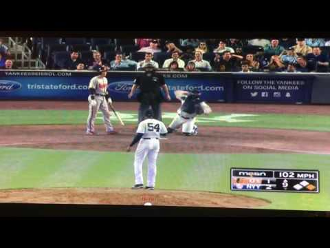 Ryan Flaherty F-Bomb: Come On Mother******!