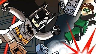 LEGO DC Super Villains - Granny Knows Best [Justice League Story] - Playstation 4