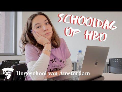 ZO ZIET MIJN SCHOOLDAG OP HET HBO ERUIT ✩ Isa Luna