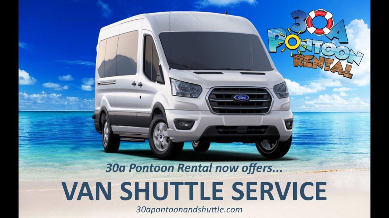 30a Van Shuttle Services