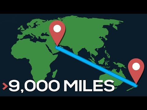 5 Longest Flights in the World 2018