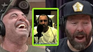 How Bert Kreischer Became Joe Rogan's Friend