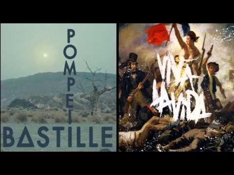 Viva La Vida Vs Pompeii - Viva La Pompeii Mashup