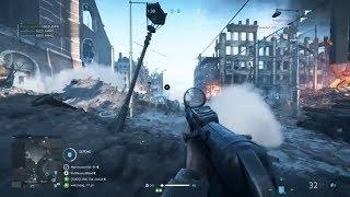 Battlefield 5 - Road To Max Rank - Multiplayer Gameplay #1 (Battlefield V)