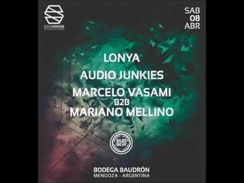Lonya - Live in Mendoza, Argentina - Sidehouse @ Bodega Baudron - April 2017
