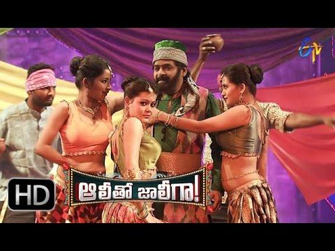 Comedian Ali Dance Perfomance -Manohari Song - Baahubali - Alitho Jollygaa 22nd December 2015