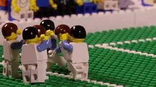 EURO 2016: England vs. Wales Goals & Highlights in LEGO - Bricksports.de