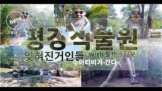평강 식물원 ㅣ거인이 나타났다 ㅣ토마스 담보 ㅣPyon…