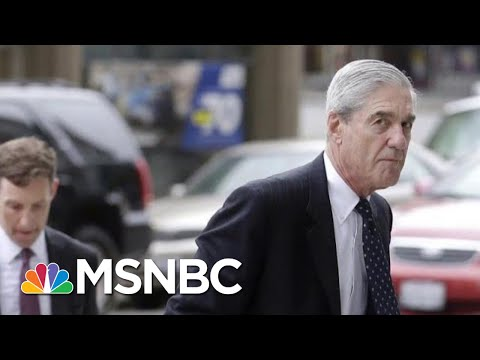 John Justice Roberts Pauses Contempt Order For Mystery Case Linked To Mueller's Russia Probe | MSNBC