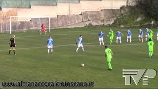 Serie D Girone E Albalonga-Aglianese 2-2