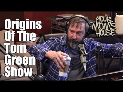 Pitching The Tom Green Show - YMH Clip