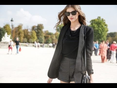 b33afaa1f Timeless All-Black Summer Outfits For Girls - YouTube